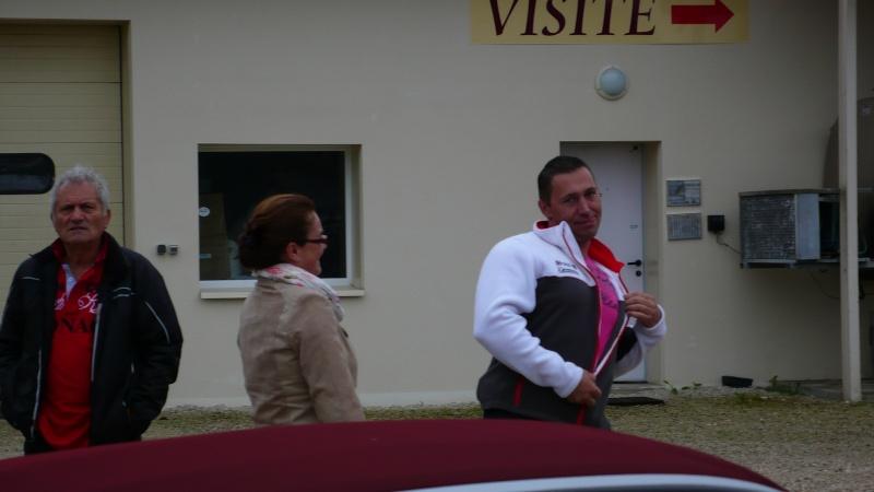 Compte rendu: Troyes entre Champagne et Chablis P1040113