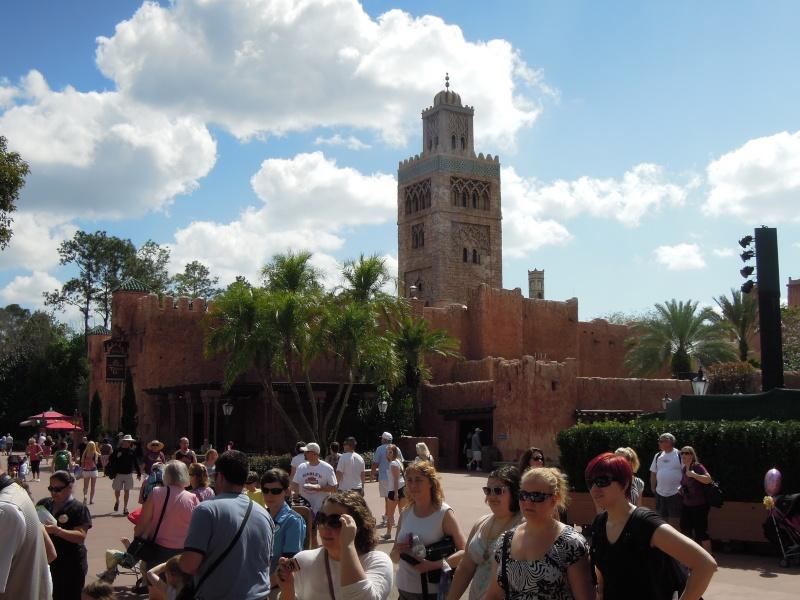 Séjour à Orlando du 26/02 au 04/03 2012 (Universal, WDW, Winter Park) - Page 3 Dscn4913