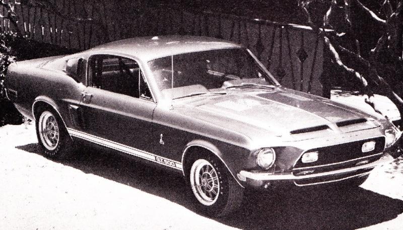 Quelque photo original de Shelby 1968 Hot_ro10