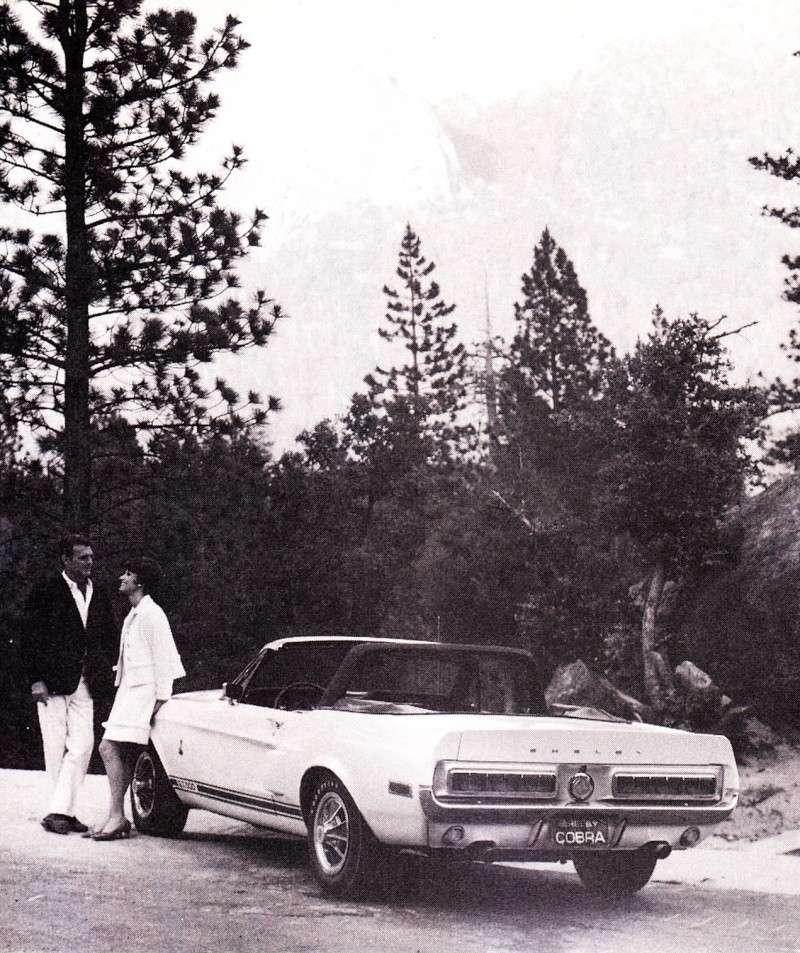 Quelque photo original de Shelby 1968 Shelby14