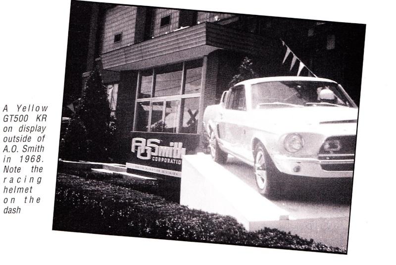 Quelque photo original de Shelby 1968 Shelby16
