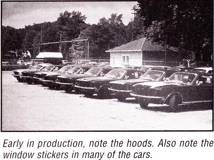 Quelque photo original de Shelby 1968 Shelby18