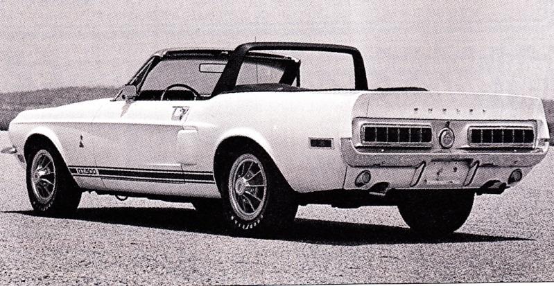 Quelque photo original de Shelby 1968 Shelby20