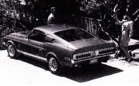 Quelque photo original de Shelby 1968 Shelby21