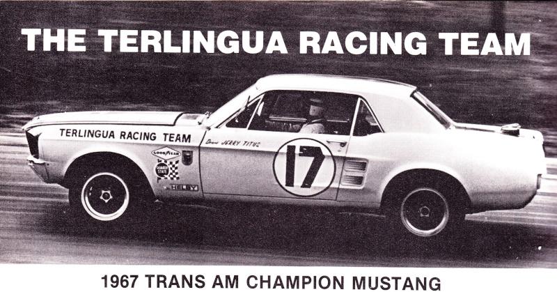 L'équipe de course Terlingua de Shelby-American en 1967 Terlin11