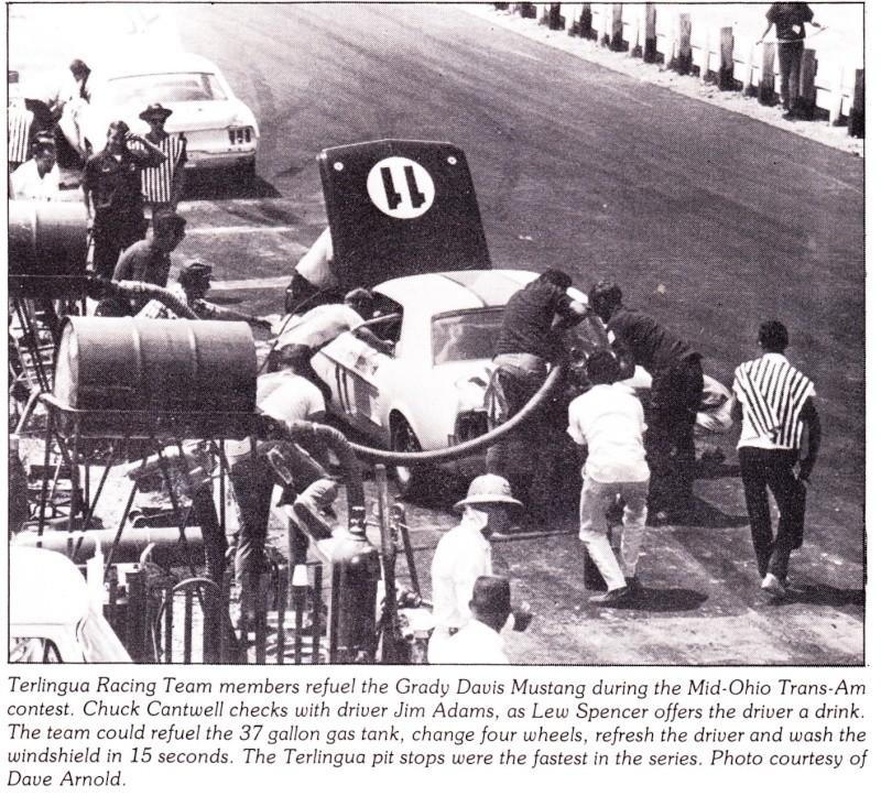 L'équipe de course Terlingua de Shelby-American en 1967 Terlin14