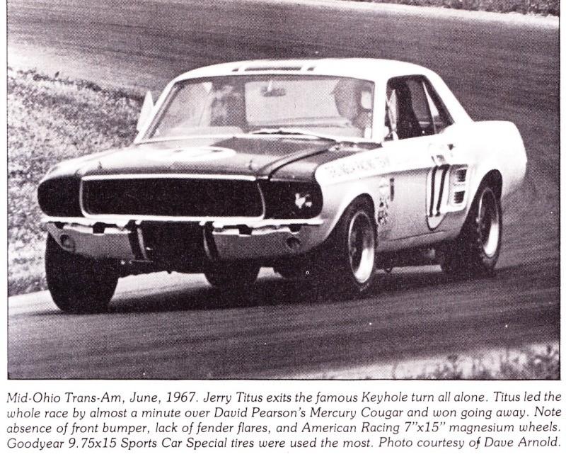 L'équipe de course Terlingua de Shelby-American en 1967 Terlin15