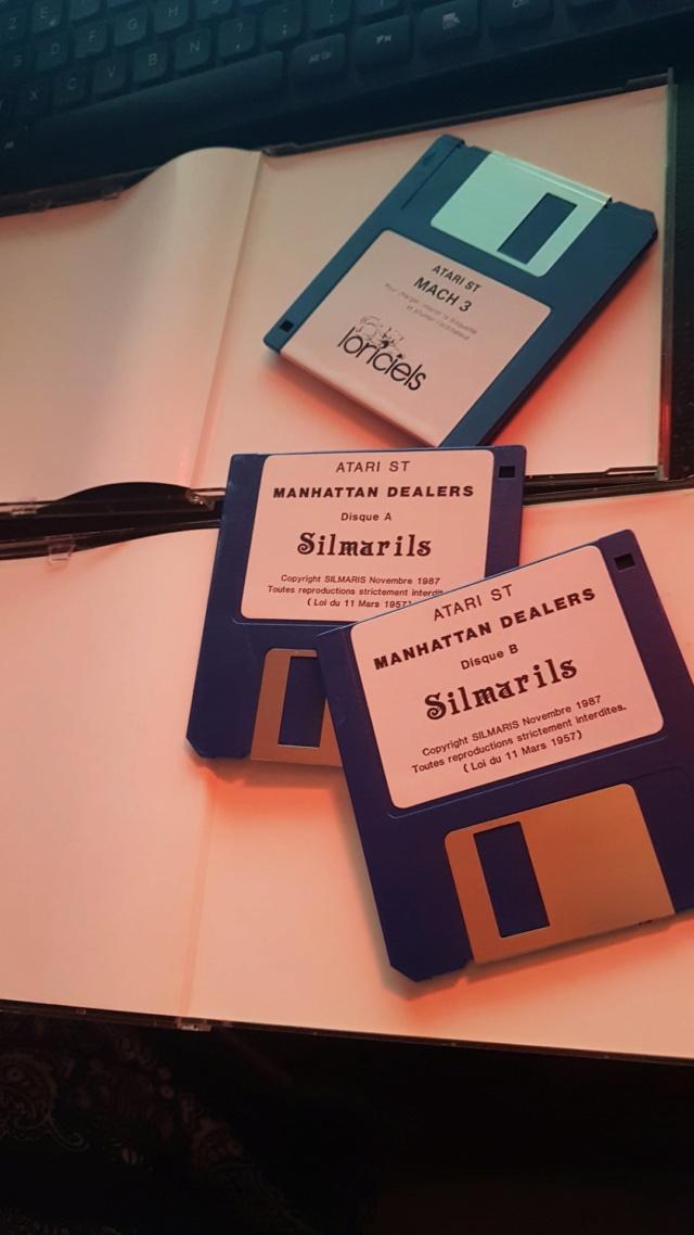[EST] ATARI ST IS BACK ==> Manhattan Dealers et MACH 3 sur Atari ST (FR)   211