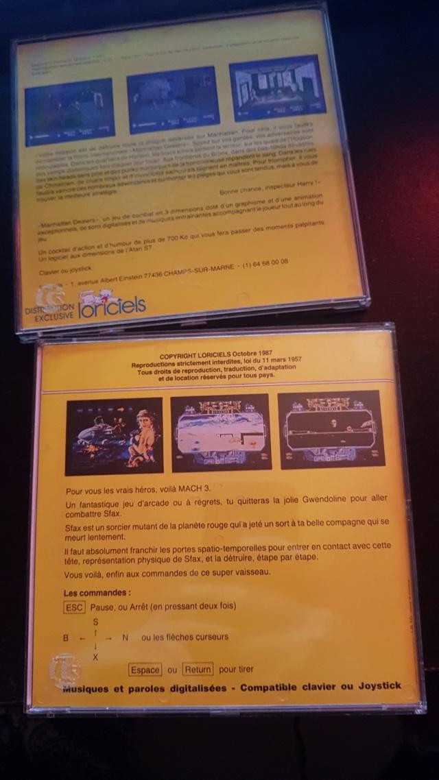 [EST] ATARI ST IS BACK ==> Manhattan Dealers et MACH 3 sur Atari ST (FR)   310