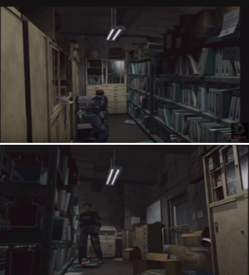 [TGS 2018] Resident Evil 2 Remake  Lalall10