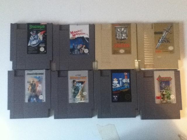[Dehorvie] ►Gros lot de vinyles de jeux vidéo et PLV rétro◄ - Page 2 Photo-12