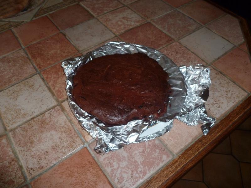 Gateau au chocolat de Minouche P1000210