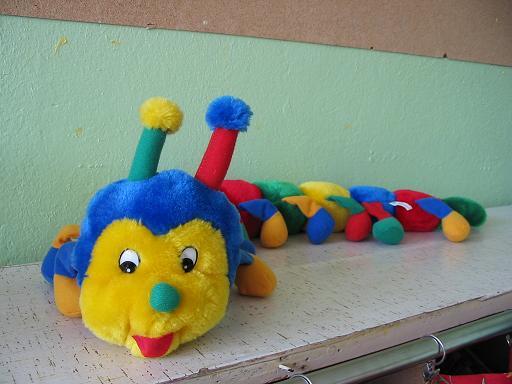 Mascotte en maternelle Camill10