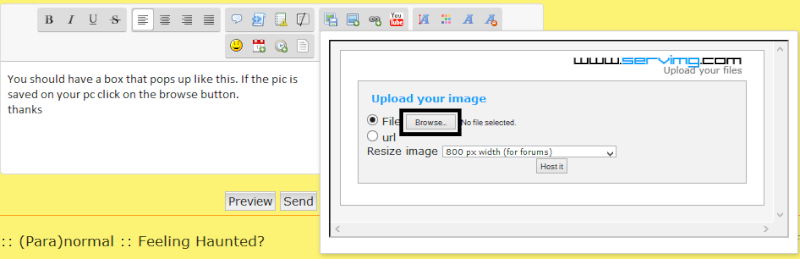 Updated instructions on how to post pictures Test210