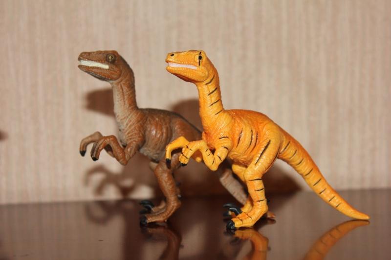 Mojo Fun Velociraptors- 2012 and 2013 comparison Img_9213