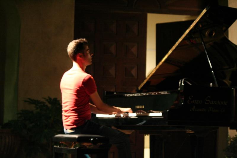 Peperoncino Jazz Festival 2012. Giardi10