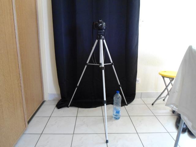 "Essai: Trépied Photo Hama ""Star 20"" Dsc03417"