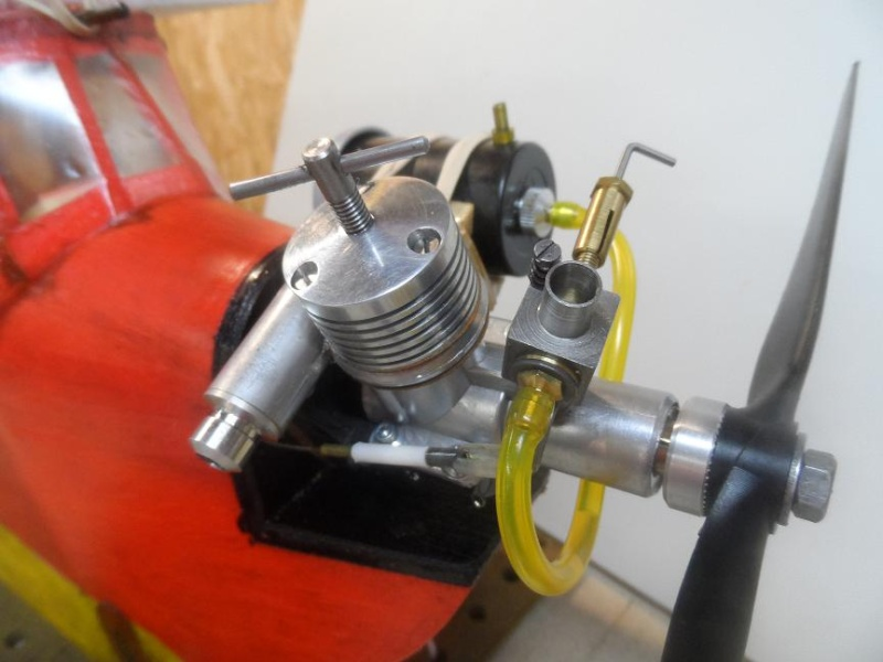 P.A.W. .09 Diesel Lazy Bee Installation 2_33
