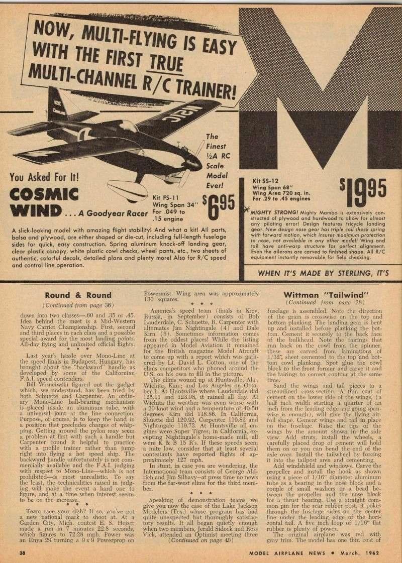 "Ken Willard's ""Pageboy"" and Walt Mooney's Peanut Scale ""Wittman Tailwind"" 3_24"