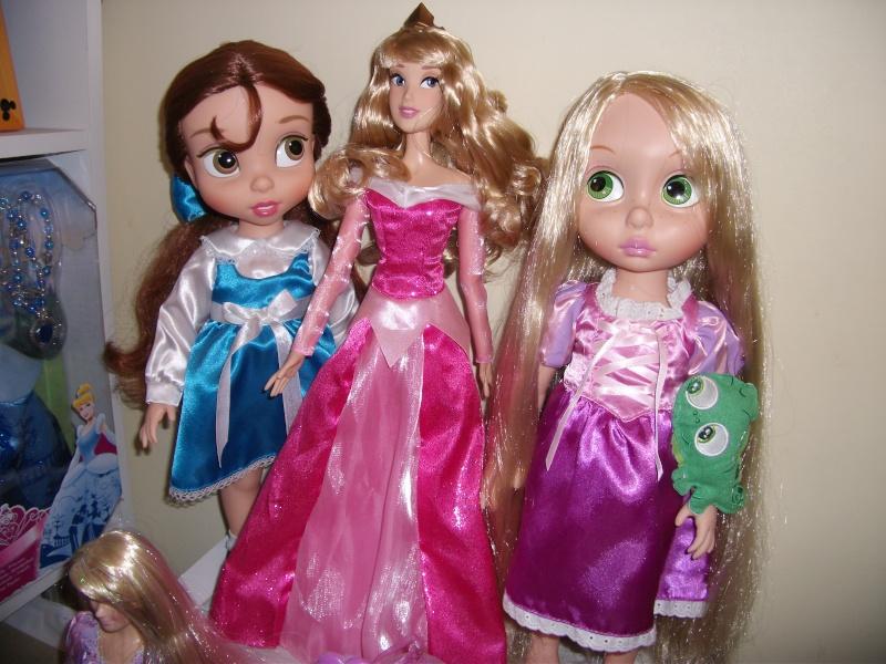 Disney Princesses Singing Dolls Dscf3514