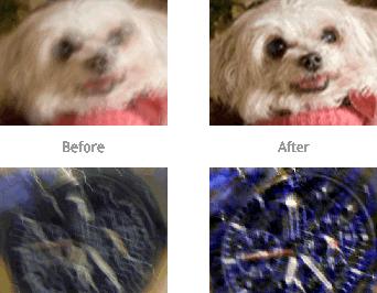 Come rimuovere la sfocatura dalle foto - Blurity! B9hqx210