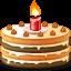 Argomento degli auguri di compleanno Cake-i10