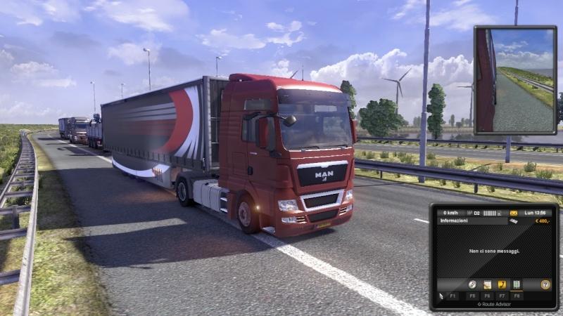 Screenshot Euro Truck Simulator 2  Ets2_011