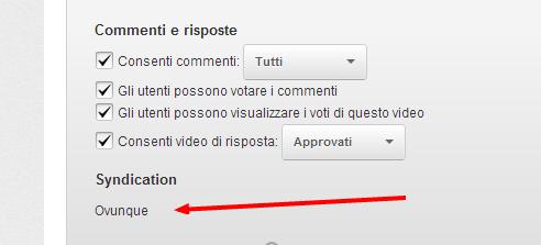 Come permettere la visione dei video Youtube sui telefonini - Tutorial Xsaw10