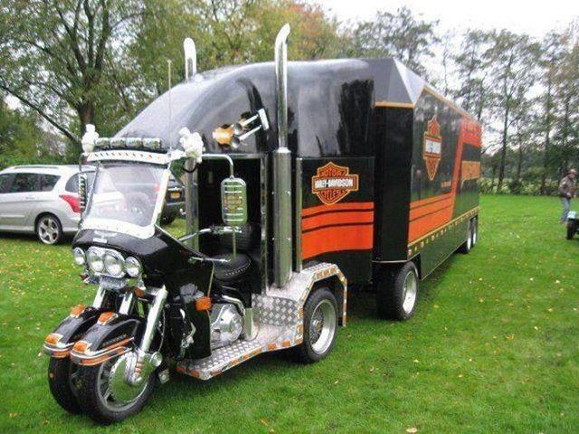 j ai achete une harley assistance pour le prochain meeting Truck_11