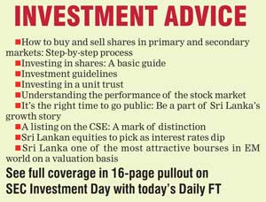 Selecting between stock market investments and fixed deposits 31910