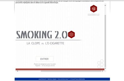 [Webdoc] Smoking 2.0  Blonde10