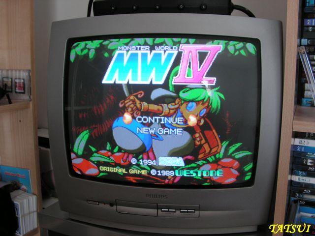 Mes réalisations, MD: Monster World IV (official translation) MAJ Pict0111