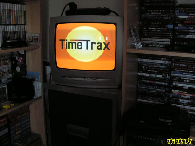 Mes réalisations, MD: Time Trax (unreleased) Pict0215