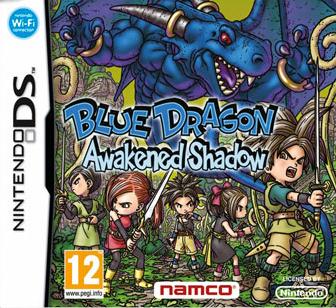 dragon - Blue Dragon - Awakened Shadow 1110