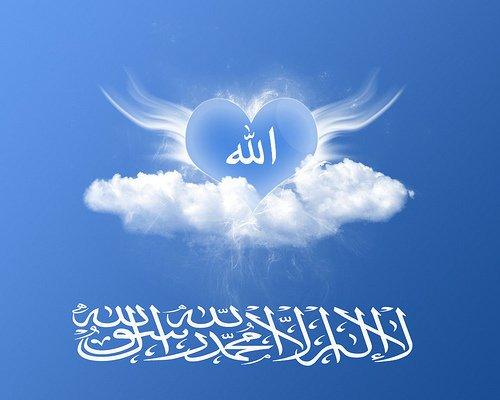 """الّلي هووون يوحّد الله """"لاإله إلا الله محمد رسول الله"""" 18369410"""