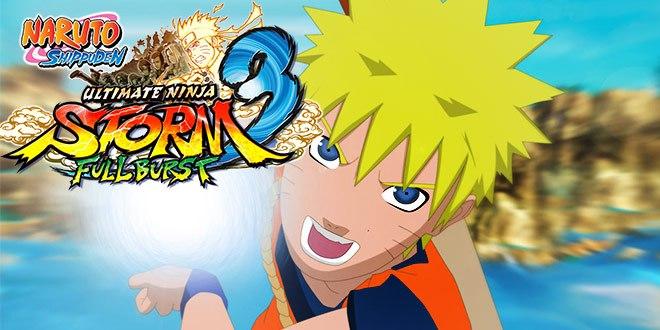 burst - NSUNS 3 Full Burst ! - DLC or Buy !  Naruto10