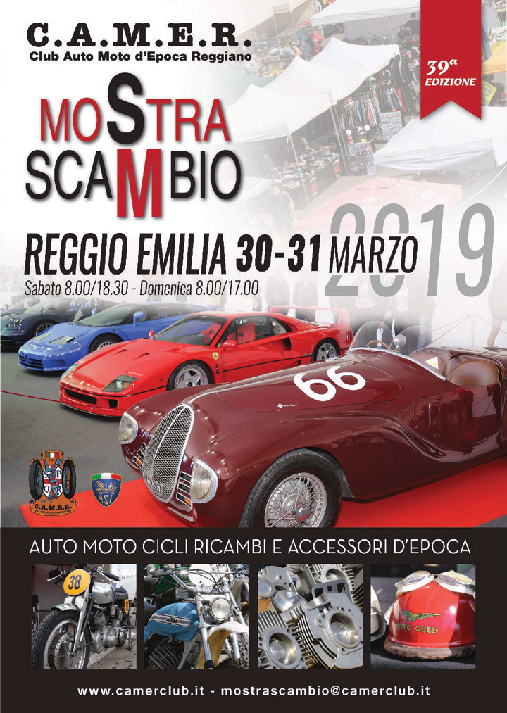 Photos Reggio Emilia  ( 30 & 31 Mars 2019 ) Reggio11