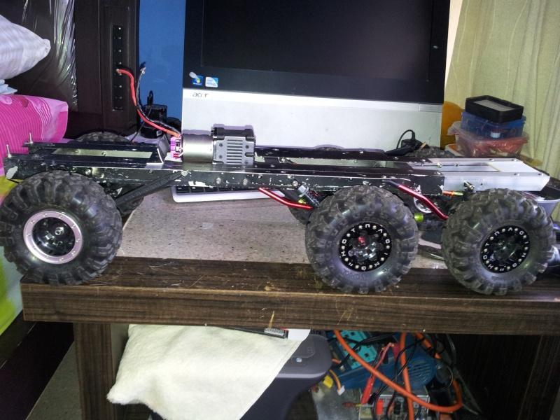 build - another 6x6 build - teck's M35A2 6x6 20121014