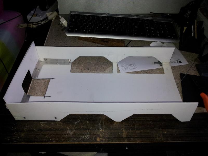build - another 6x6 build - teck's M35A2 6x6 20121016
