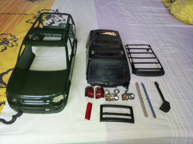 my lr3 shell - teck's Land Rover Discovery 3 20121021