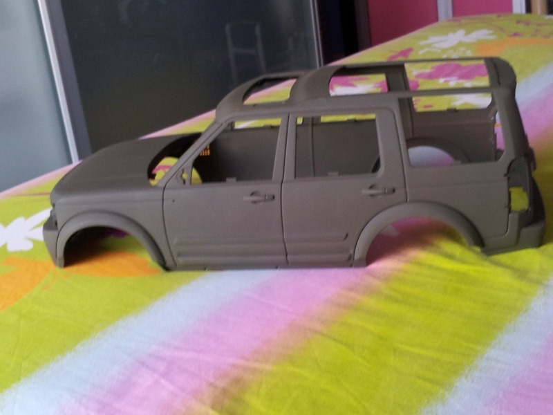 my lr3 shell - teck's Land Rover Discovery 3 20121022