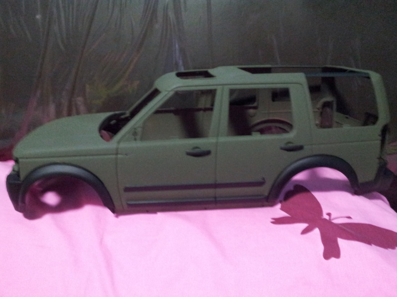 my lr3 shell - teck's Land Rover Discovery 3 20121023