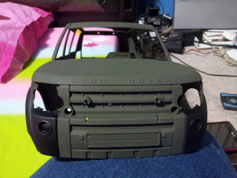 discovery - my lr3 shell - teck's Land Rover Discovery 3 20121025