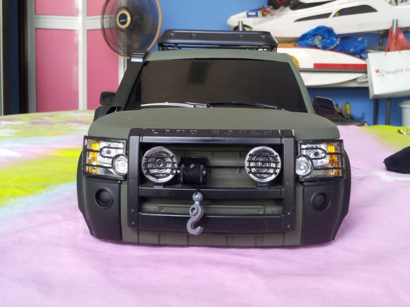 my lr3 shell - teck's Land Rover Discovery 3 20121027