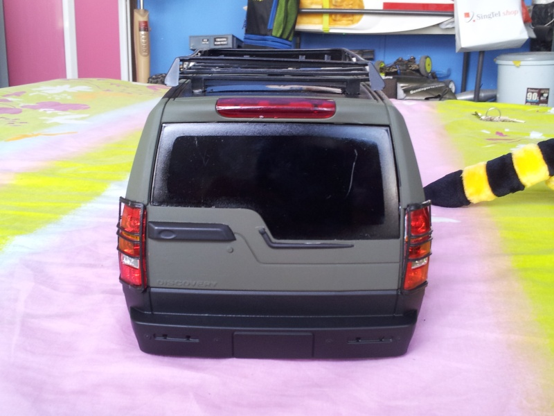 my lr3 shell - teck's Land Rover Discovery 3 20121028