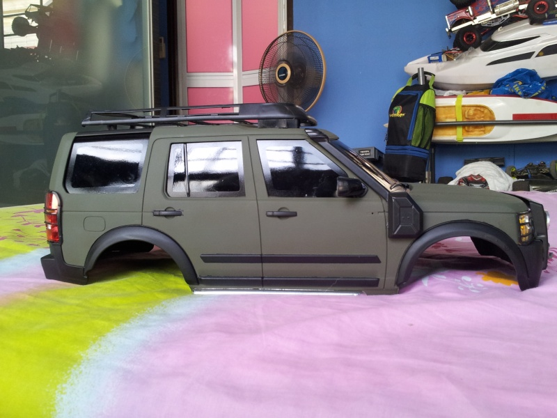 my lr3 shell - teck's Land Rover Discovery 3 20121029