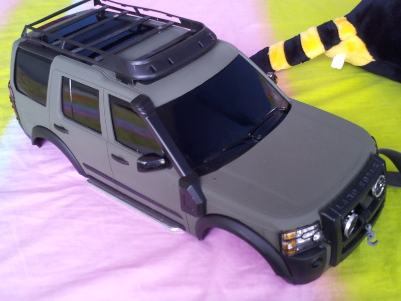 my lr3 shell - teck's Land Rover Discovery 3 20121030
