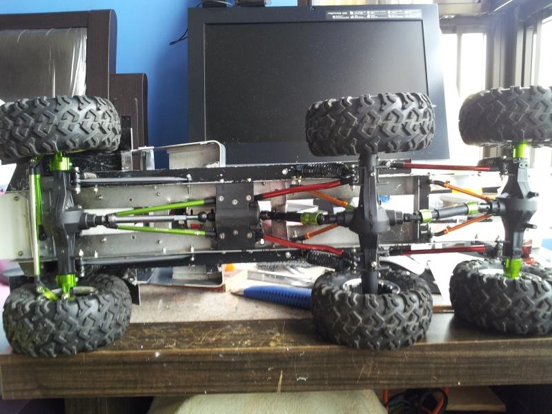 build - another 6x6 build - teck's M35A2 6x6 20121033