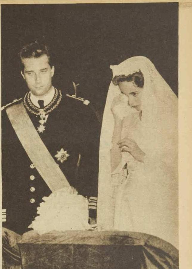 King Albert II (1934-) and Queen Paola (1937-) Articl10