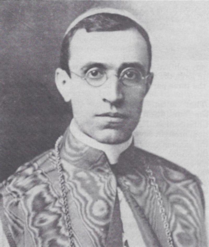 Pope Pius XII Jhr-1310
